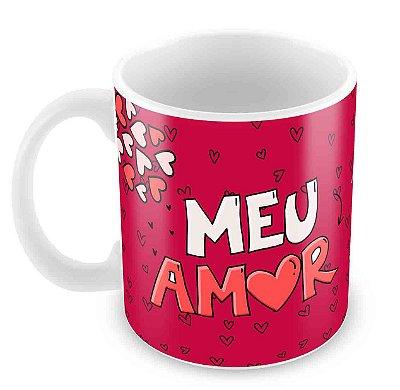Caneca Branca - Dia dos Namorados - M34