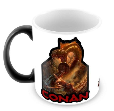 Caneca Mágica - Especial Fórum Conan II