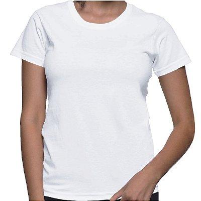 Camiseta Baby Look para sublimação [PRONTA ENTREGA]