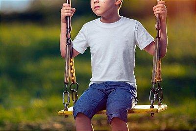 Camiseta Infantil para sublimação 2 a 16 anos [PRONTA ENTREGA]