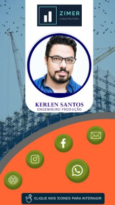 Cartão de Visita Digital Autônomos | Cartão Virtual
