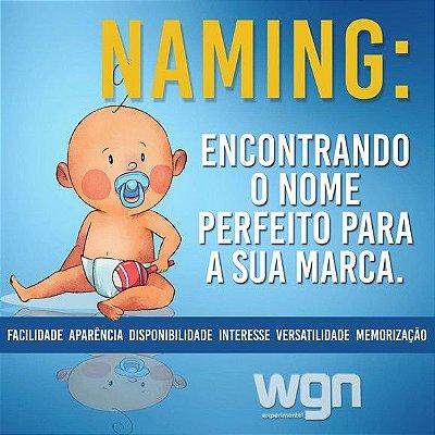 Branding Naming, Escolha do nome da sua empresa.