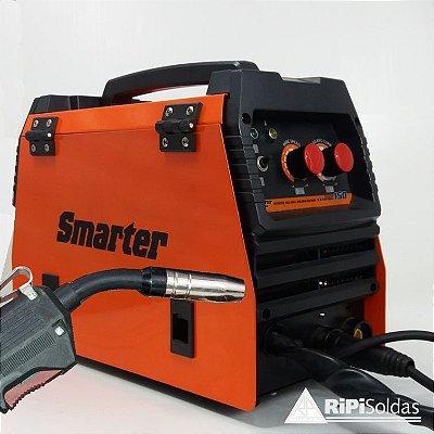 INVERSORA STARMIG 150, COM E SEM GAS - 220V - SMARTER