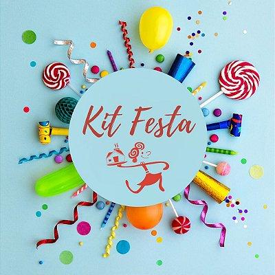 Kit festa PEQUENO (12 pessoas)