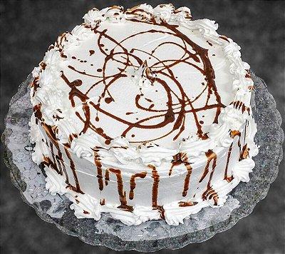 Torta Francesa sem Lactose