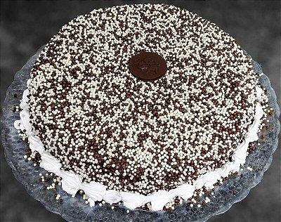 Torta Mista de Ganache