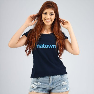 Babylong Natown Azul Marinho
