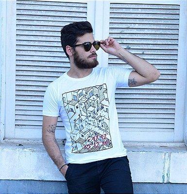 Camiseta Favela Branca