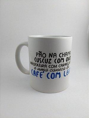 Caneca Café da Manhã