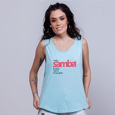 Regatão Estonada Samba Sem Etiqueta Azul