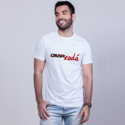Camiseta Xodó Branca
