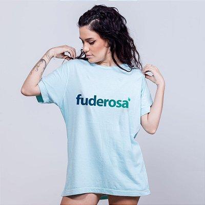 Camiseta Estonada Fuderosa Azul