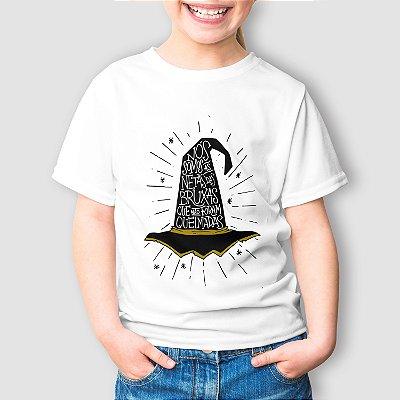 Camiseta Infantil Bruxas
