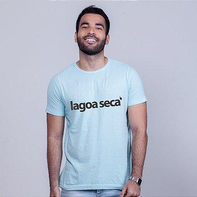 Camiseta Lagoa Seca Azul