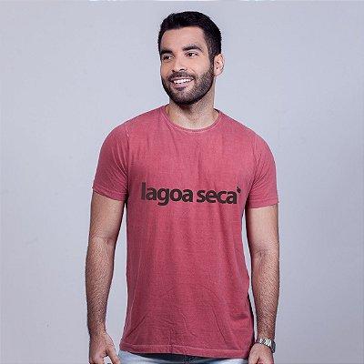 Camiseta Estonada Lagoa Seca  Goiaba