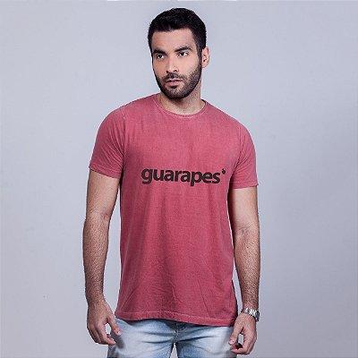 Camiseta Estonada Guarapes Goiaba