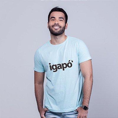 Camiseta Igapó Azul