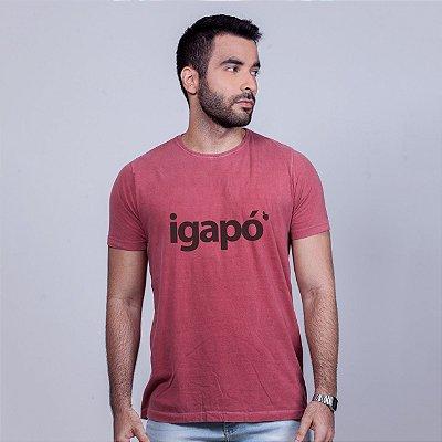 Camiseta Estonada Igapó Goiaba