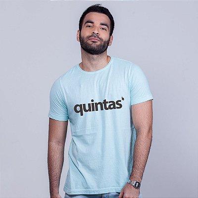 Camiseta Estonada Quintas Azul
