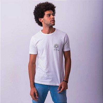 Camiseta Filtro Sol Branca