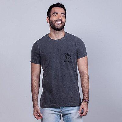 Camiseta Estonada Filtro Sol Chumbo