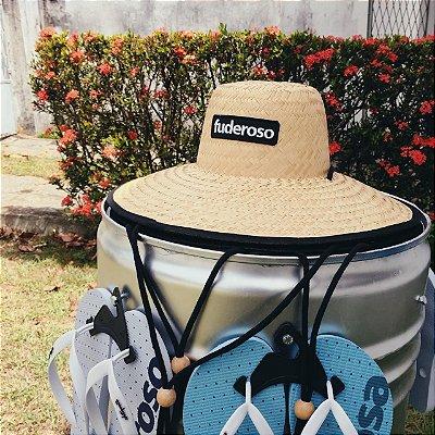Chapéu de Palha Fuderoso