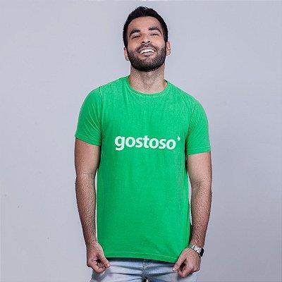Camiseta Estonada Gostoso Verde