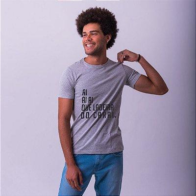 Camiseta Ladeira do Carai Mescla