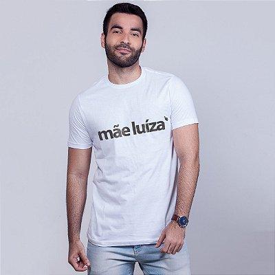 Camiseta Mãe Luíza Branca