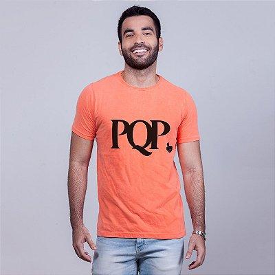 Camiseta Estonada PQP Laranja