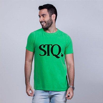 Camiseta Estonada STQ Verde