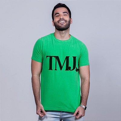 Camiseta Estonada TMJ Verde