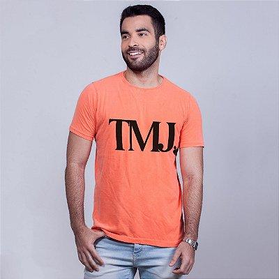 Camiseta Estonada TMJ Laranja