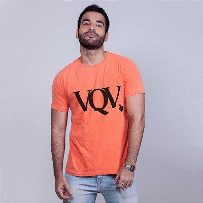 Camiseta Estonada VQV Laranja