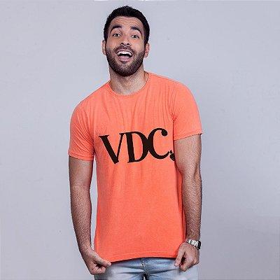 Camiseta Estonada VDC Laranja