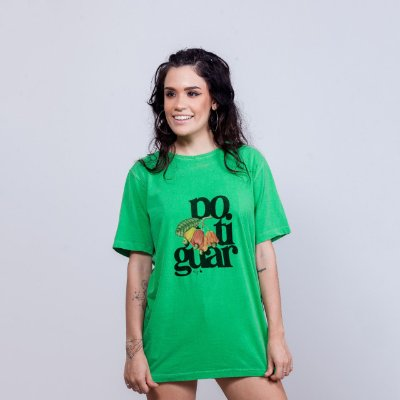 Camiseta Estonada Potiguar Verde