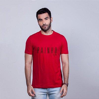 Camiseta Painho STQ Vermelha