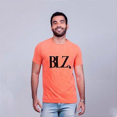 Camiseta Estonada BLZ Laranja