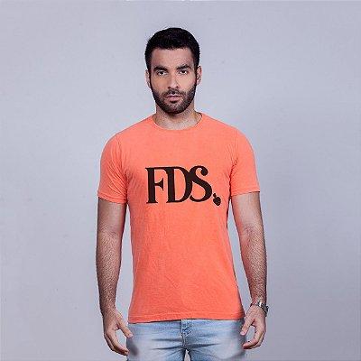 Camiseta Estonada FDS Laranja