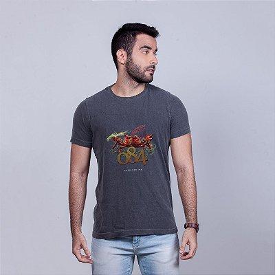 Camiseta Estonada 084 Chumbo RAFFE
