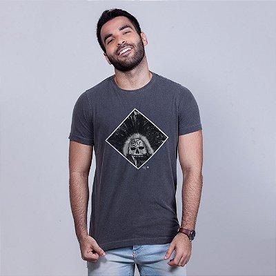 Camiseta Estonada Azteca Chumbo Pedro FTZA