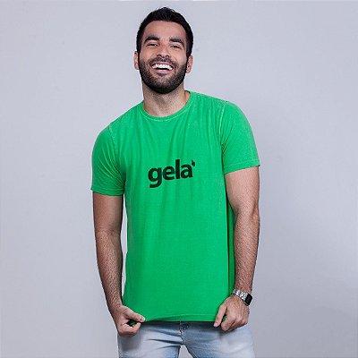 Camiseta Estonada Gela Verde