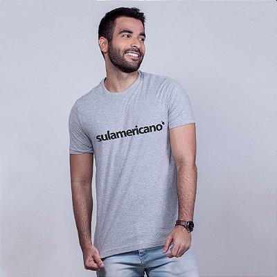Camiseta Sulamericano Mescla