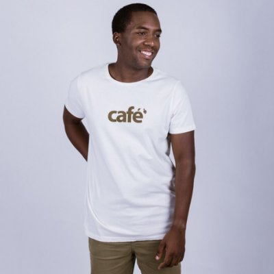 Camiseta Café Off White