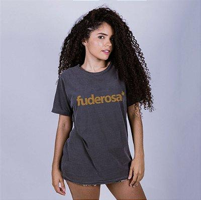 Camiseta Estonada Fuderosa Chumbo