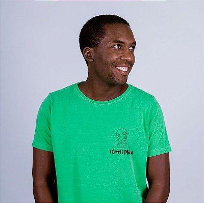 Camiseta Estonada Figurinha I tirri i plini Verde