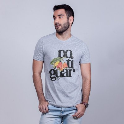 Camiseta Potiguar Mescla