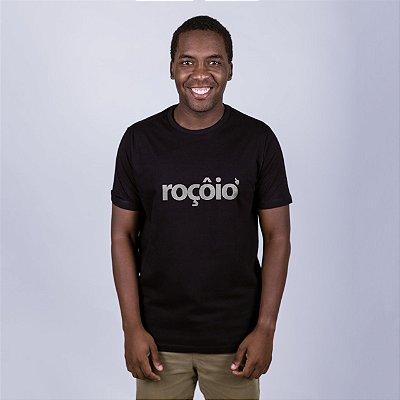 Camiseta Roçôio Preta