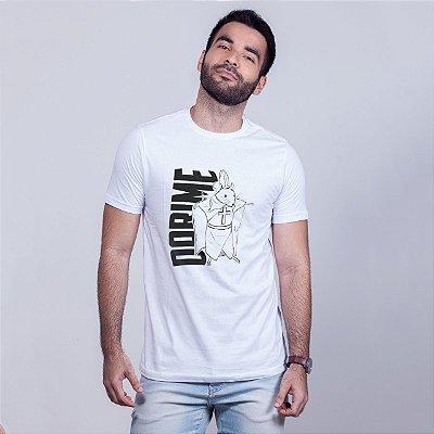 Camiseta Dorime Branca Amandrafts