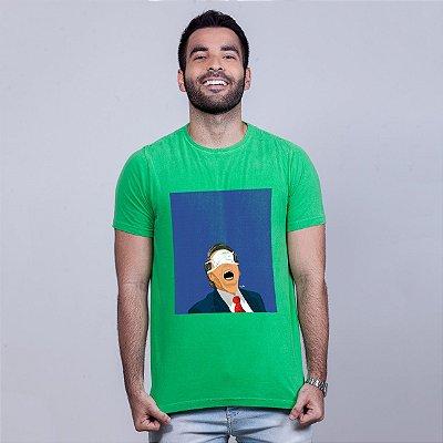 Camiseta Estonada Bonorovirus Verde